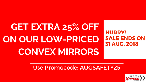 Convex Mirrors Sale! Extra 25% Off