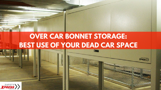 Over Car Bonnet Storage Best Use Of Your Dead Car Space