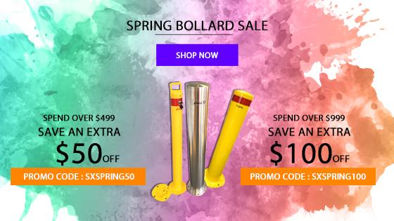 Spring Bollard Sale