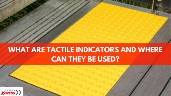 Tactile Indicators
