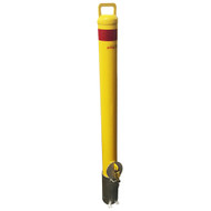 Removable 90mm Sleeve Lock Bollard - With Sleeve