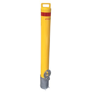 Bollards - Removable 140mm sleeve lock