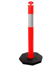 T-Top Bollards & 6KG Base