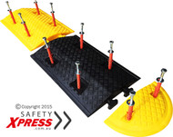 50 Tonne Low Profile Speed Hump - Middle