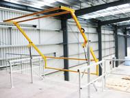 Mezzanine Pallet Loading Gate