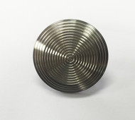 Tactile Indicator Single Studs - TGSI Stainless Steel with Ribbed Shoulders