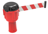 Cone-Top 9M Retractable Tape Barrier