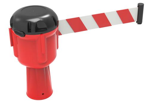 Retractable Cone Topper: Cone-Top 9M Retractable Tape Barrier