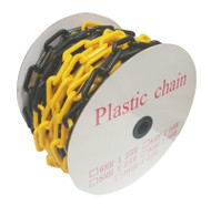 Plastic Safety Chain - 8MM - 25Meter Roll