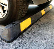 Wheel Stops And Rubber Wheel Stops Safety Xpress Melbourne