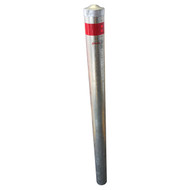 Bollard - Below Ground 90mm Galvanised