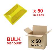 Raised Pavement Markers 2 Way RRPMs  - Box of 50