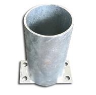 Bollard Storage Sleeve - 90MM