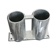 Bollard Storage Sleeve 90MM - Double