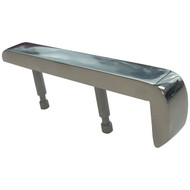 Stainless Steel Skateboard Deterrent 120mm