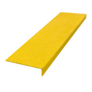 Fibreglass 150MMx30MM Stair Nosing - Per Metre