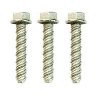 Fixing Kit - 3 x Concrete Screw Anchors M10 60MM