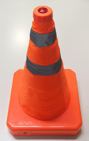 Pop-Up Safety Cone 400mm