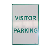 Visitor Parking (300mm x 450mm) - Metal