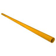 Ball Fence Handrail 2M Length - Yellow