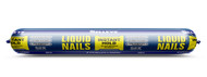 Sellys Liquid Nails Instant Hold Adhesive 600ml Cartridge