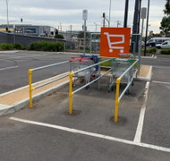 Ezyrail Modular Trolley Bay Kit - Custom - Call 1300 049 246 to discuss options