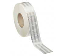 Reflective Tape Class 1 - White - 45 Meter Roll
