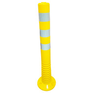Super Flexi Bollard - Yellow