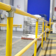 Ezyrail Modular Handrail System Kit per metre