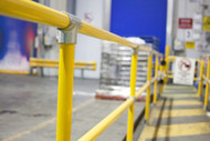 Safety Handrail per metre