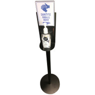 Hand Sanitiser Bottle Dispenser Stand