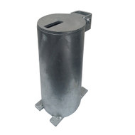 In-ground Sleeve for 90MM Removable Pad Lock Bollard