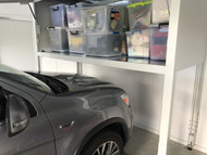 Carpark Vault Over Bonnet Storage Locker