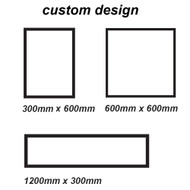 Custom Sign - 3 Sizes - Corflute