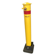 Fold Down Bollards / Parking Space Protector