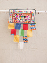 Small Wall Hanging with Birds