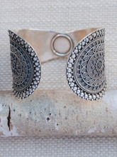 Beautiful Sterling Silver Cuff Bracelet