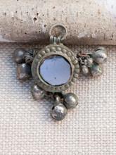 Silver Gypsy Kohl Box with Mirror