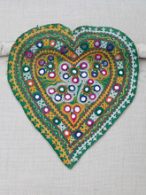Green Heart Patch