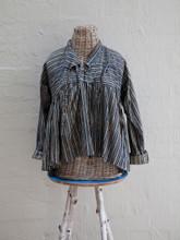 Kharki Stripe Keriya Jacket