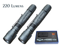 Powerful Aircraft Aluminum 220 Lumen LED Flashlight