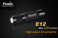 Fenix E12 LED Personalized Flash Light