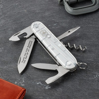 Personalized Spartan Tech Swiss Army Knife by Victorinox