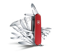 Swiss Army Knife Swiss Champ - Red