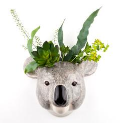 Koala Small Wall Vase