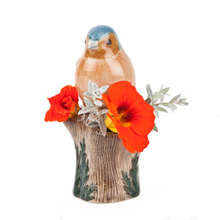 Chaffinch Bud Vase