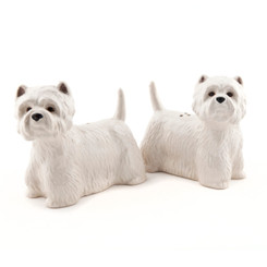 Westie Salt and Pepper
