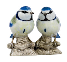 Blue Tit Salt and Pepper