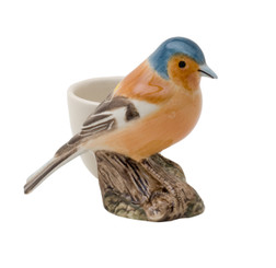 Chaffinch With Egg Cup
