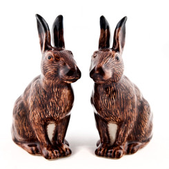 Hare Salt and Pepper